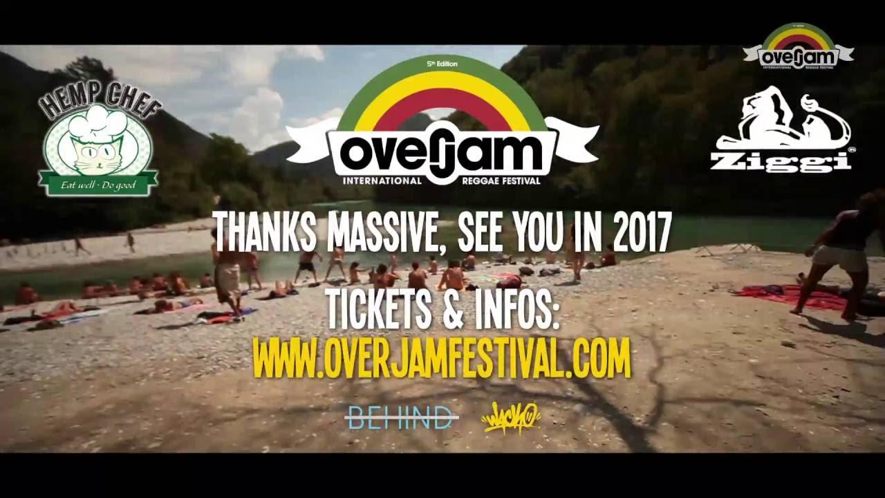 Overjam Reggae Festival 2016 - Aftermovie [9/27/2016]