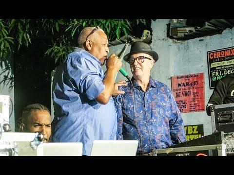 Dubwise Jamaica greets David Rodigan 2018 in Kingston, Jamaica (MarcusBird Vlog) [2/10/2018]