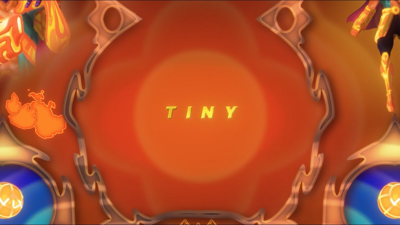 Major Lazer feat. BEAM & Shenseea - Tiny (Lyric Video) [10/23/2020]