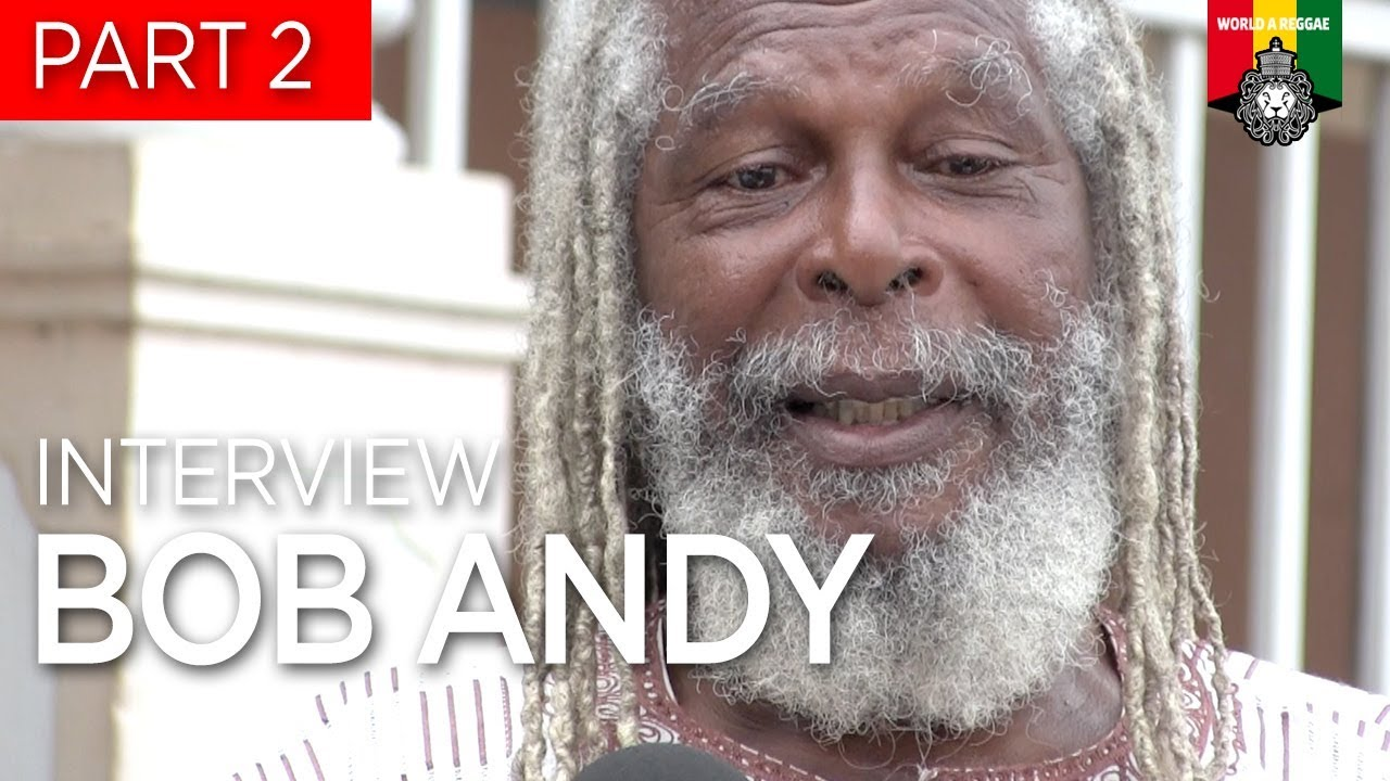 Bob Andy @ Reggae History Reasonings #2 [3/15/2019]