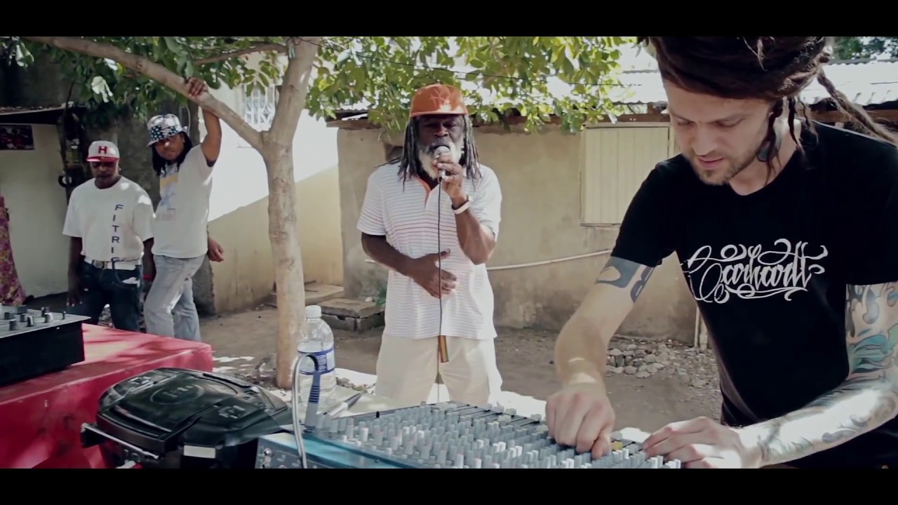 Paolo Baldini DubFiles feat. Juba Lion - Thank You Jah [4/19/2017]