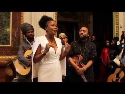 Lady Saw @Caribbean Heritage Month Celebration at The White House [6/22/2016]