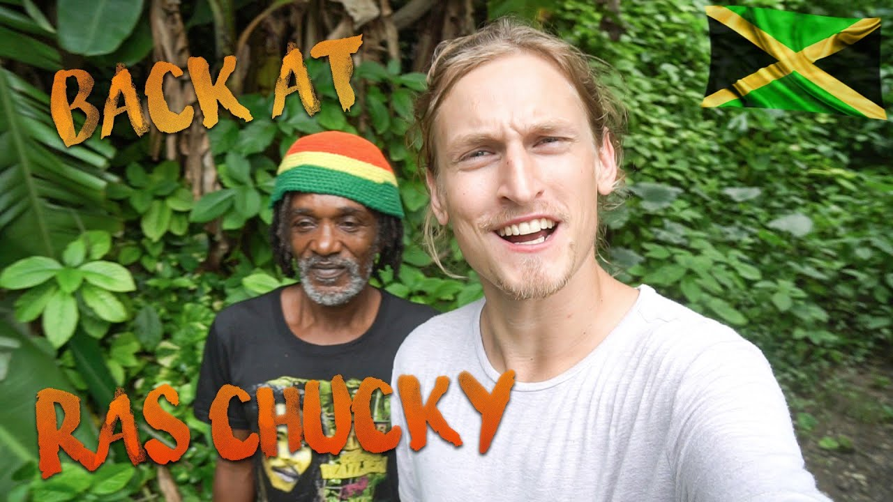 Backpacking Simon - Back at Ras Chucky's Yard [12/6/2019]