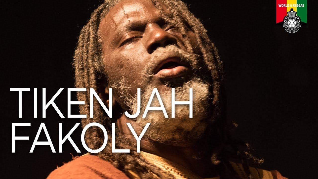 Tiken Jah Fakoly @ Reggae Fever - Groningen 2017 [6/24/2017]