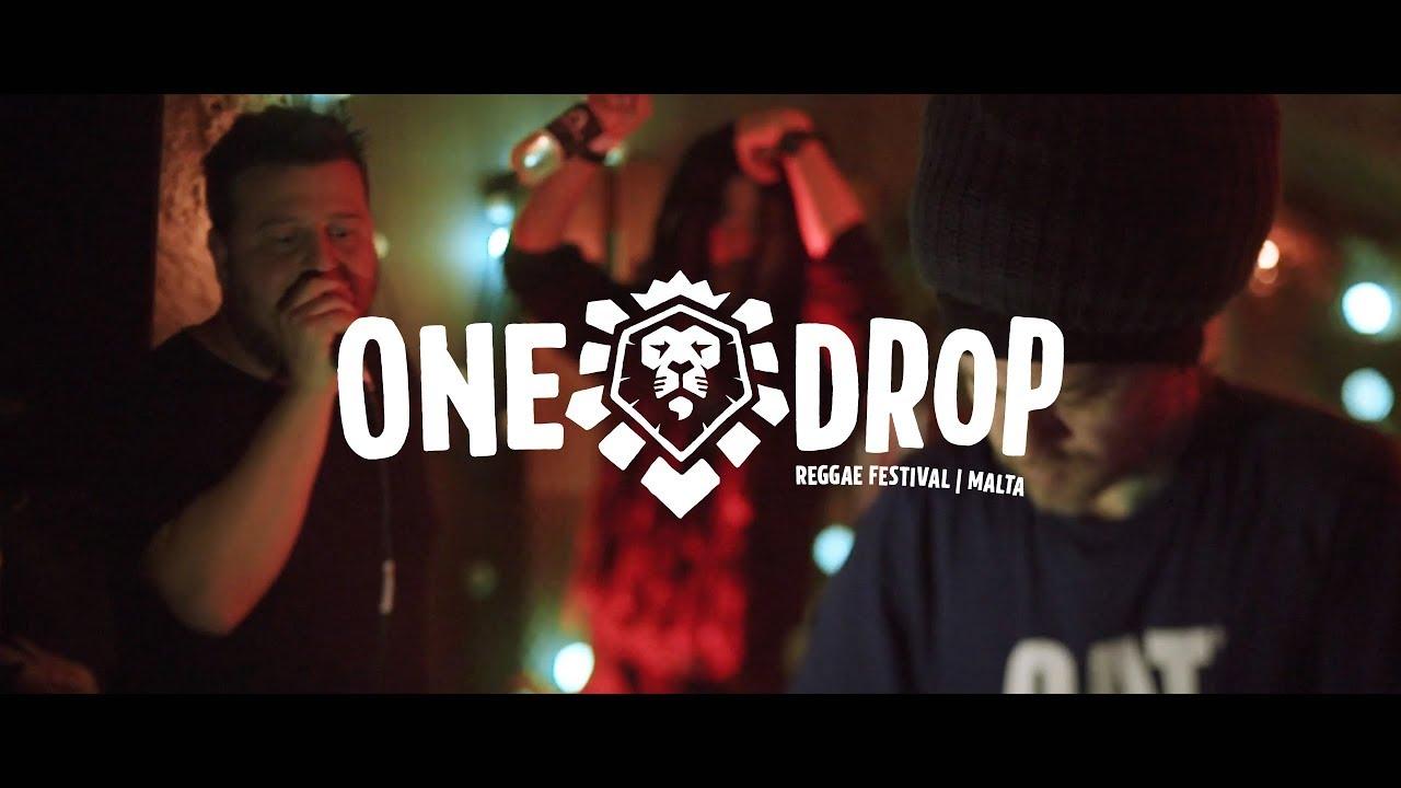 Paolo Baldini Dubfiles feat. Mellow Mood & Forelock @ One Drop Reggae Festival - Malta 2019 (Recap) [9/12/2019]