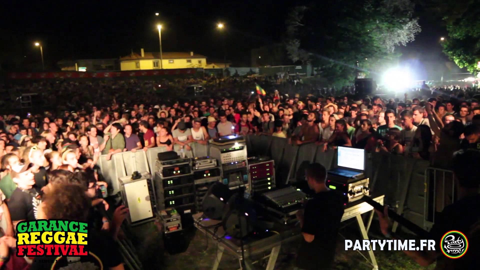 Day 2 @ Garance Reggae Festival 2014 [7/24/2014]