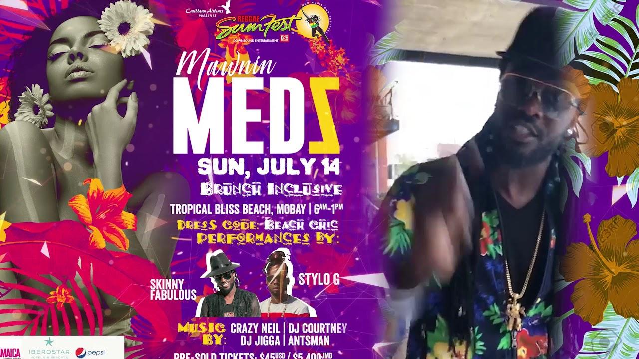 Mawnin' Medz - Reggae Sumfest 2019 (Trailer) [5/12/2019]