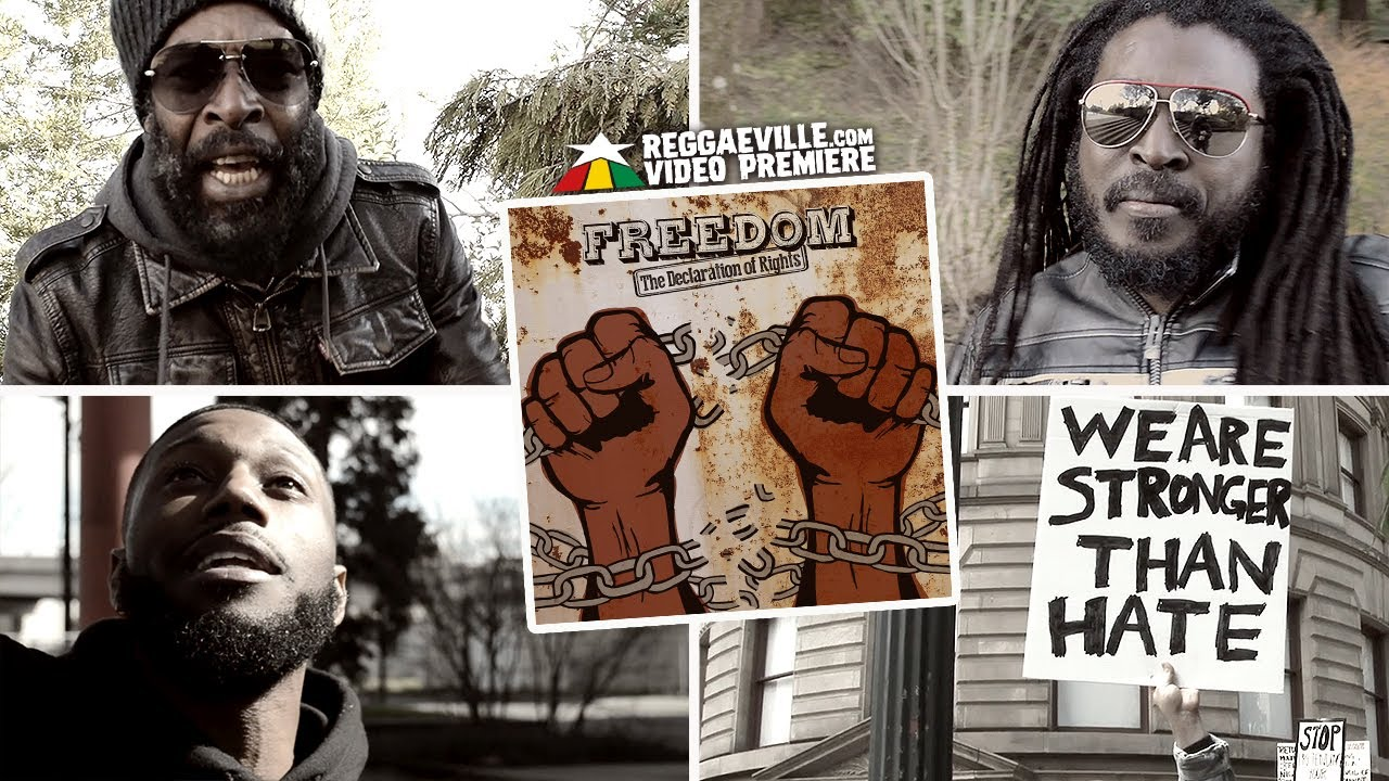 Jubba White feat. I-Taweh & Covi - Declaration of Rights (FREEDOM) [6/18/2020]