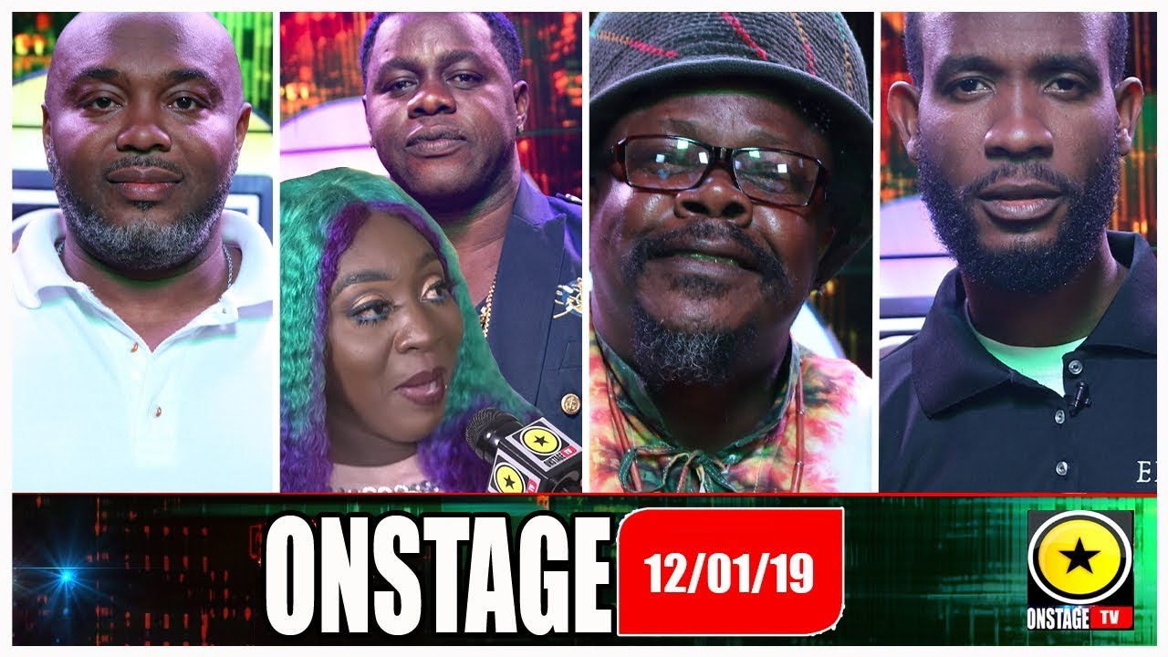 Luciano, Spice/Nuffy Saga, Year In Review, Epican @ OnStage TV [1/12/2019]