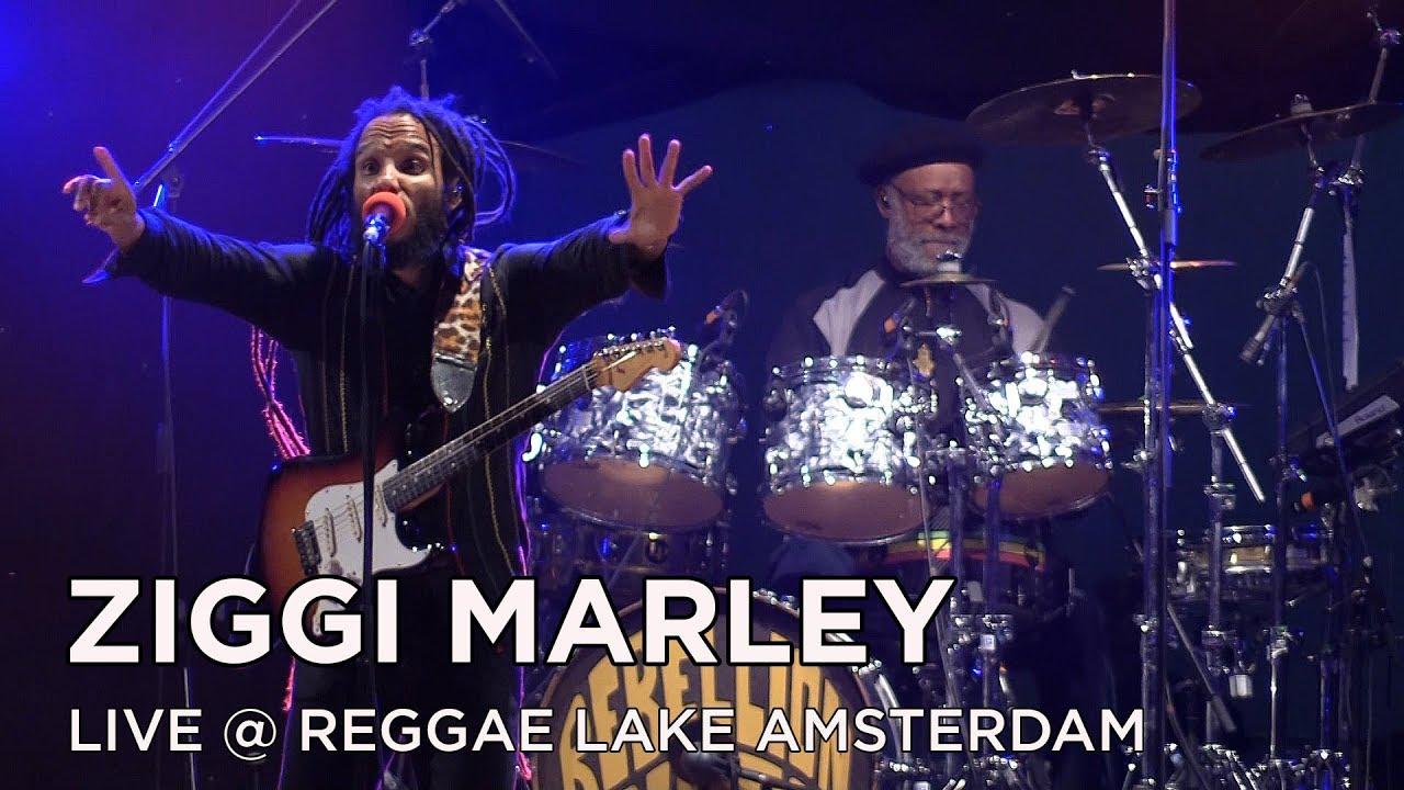 Ziggi Marley @ Reggae Lake Festival Amsterdam 2019 [8/24/2019]