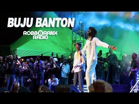 Buju Banton meets Beres Hammond @Long Walk To Freedom 2019 [3/16/2019]