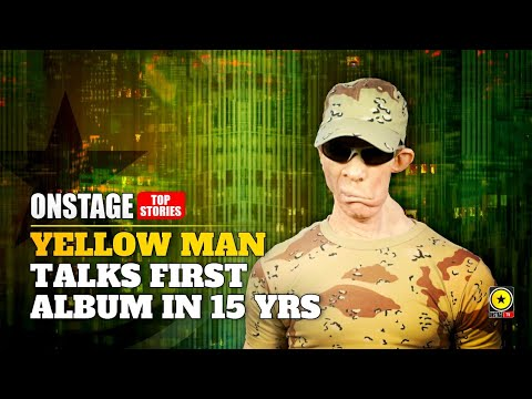 Yellowman Talks First Album In Over 15 Years & Dancehall Now and more (OnStage TV) [11/11/2020]
