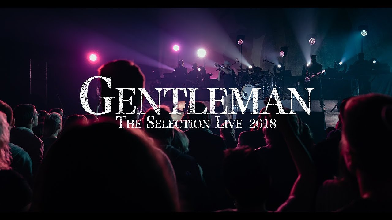 Gentleman Tourblog - The Selection Live in Lingen, Germany [11/3/2018]