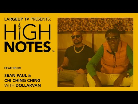 Sean Paul & Chi Ching Ching feat. Dollarvain - Look Quick Freestyle @ High Notes [4/24/2019]