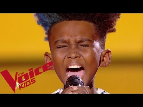 Soan - Redemption Song (Bob Marley Cover) @ The Voice Kids France 2019 [10/21/2019]