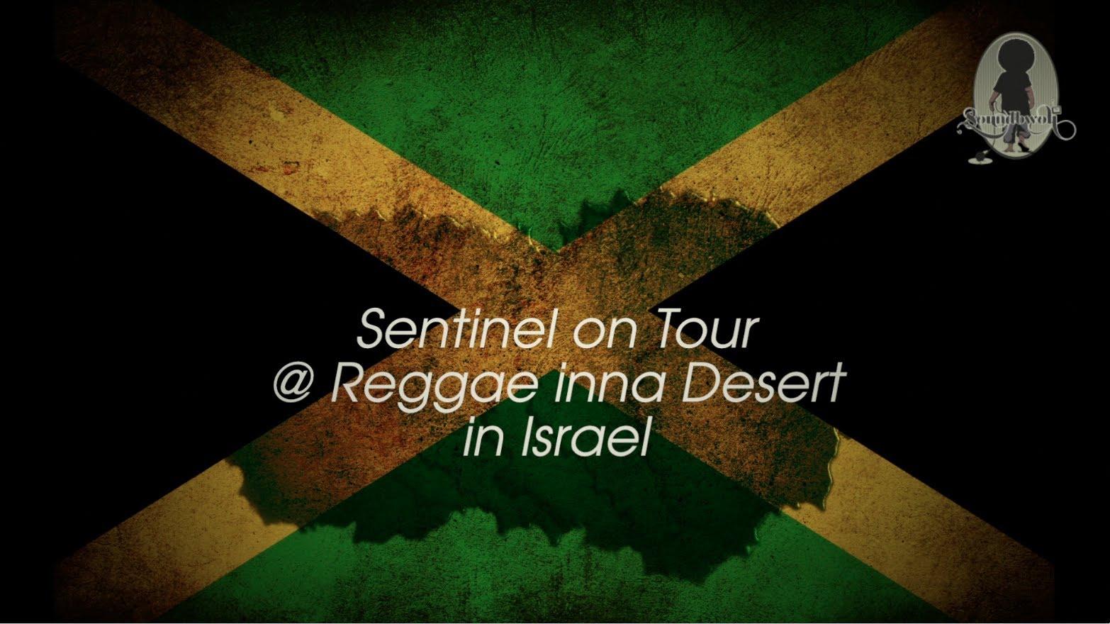Sentinel @Reggae In The Desert [9/21/2012]