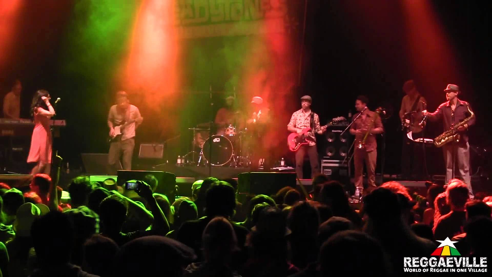Stranger Cole & The Steadytones @ Chiemsee Reggae Summer 2013 [8/23/2013]