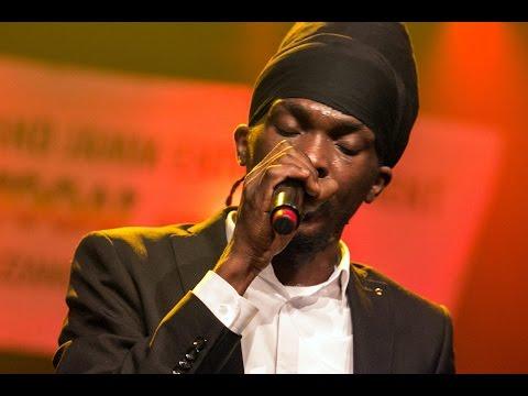 Anthony B @ Reggae Hours 2014 in Amsterdam, Netherlands [11/2/2014]