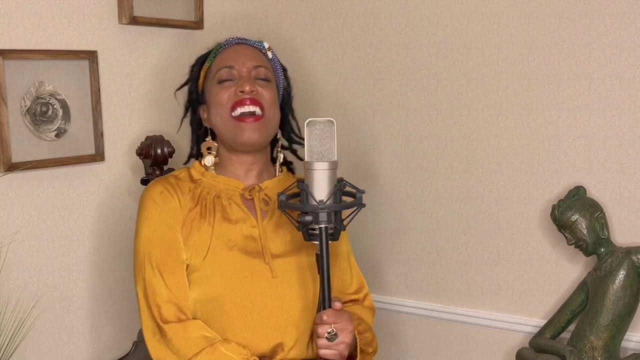 Kristine Alicia - Redemption Song (Bob Marley Cover) [5/30/2021]