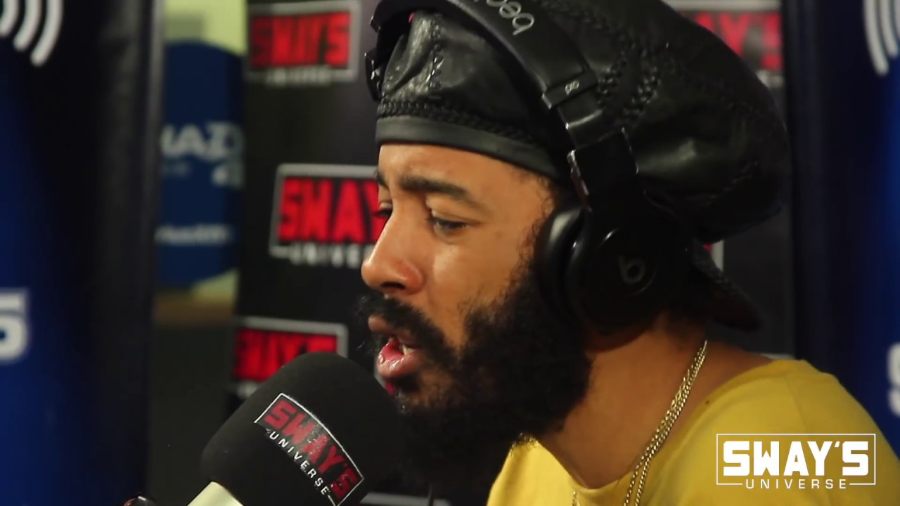 Protoje freestyle @ Sway In The Morning [7/12/2018]