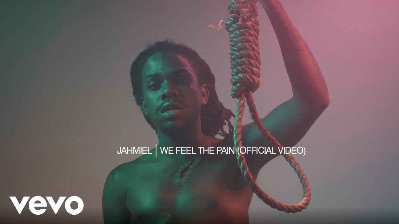 Jahmiel - We Feel The Pain [11/19/2018]