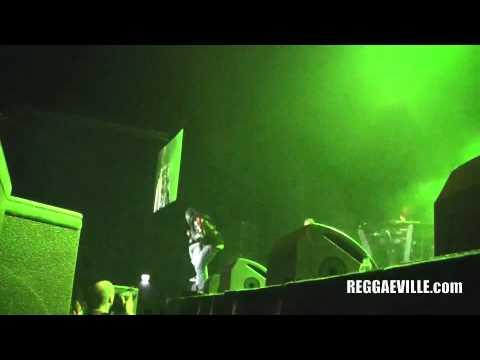 Mavado @Amsterdam Reggae Festival [2/12/2011]