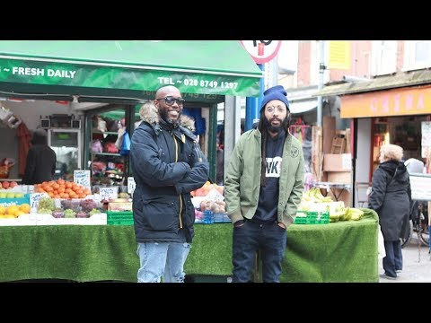 Seani B & Protoje Tek A Walk In Shepherds Bush [9/17/2018]
