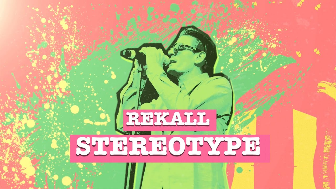 Rekall - Stereotype (Lyric Video) [5/24/2020]