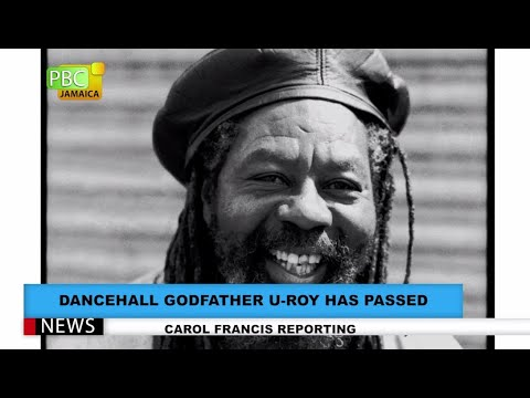 Dancehall Godfather U-Roy Has Passed (PBC Jamaica News) [2/18/2021]