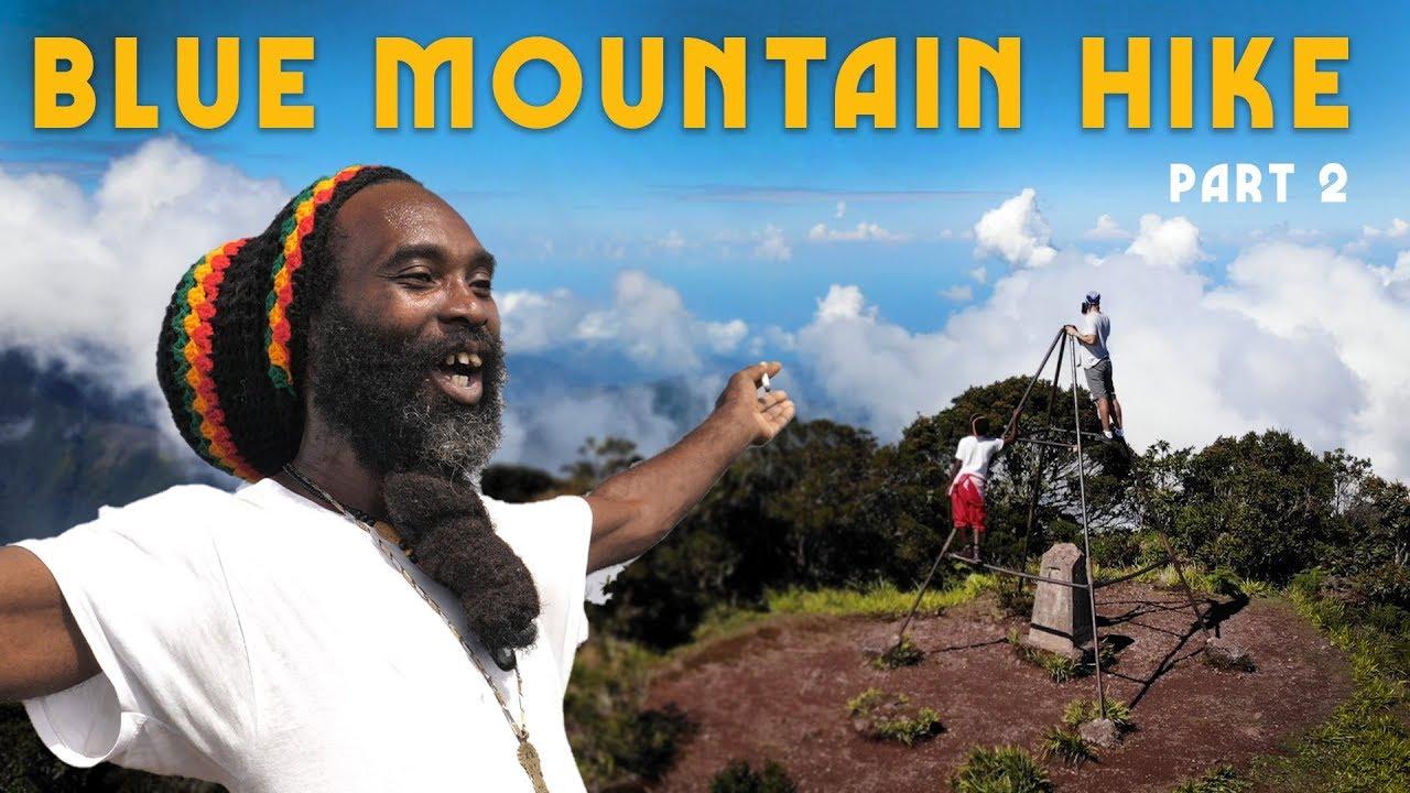 Ras Kitchen - Blue Mountain PEAK! Highest Man in Jamaica! [8/9/2019]