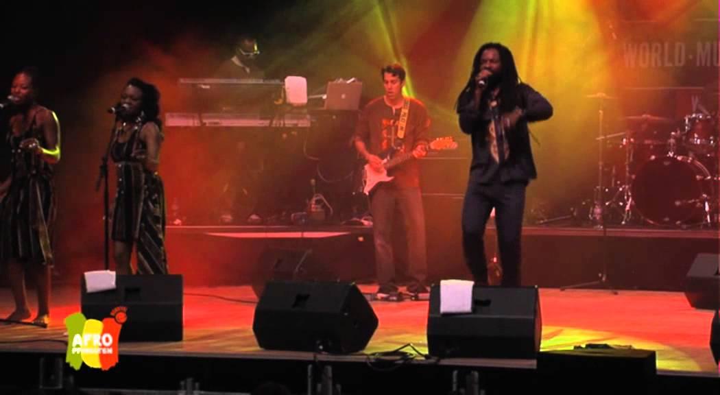 Rocky Dawuni @ Afro Pfingsten [5/17/2013]