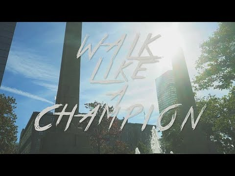 King Mas feat. Anto NeoSoul - Walk Like A Champion (Remix) [7/14/2017]