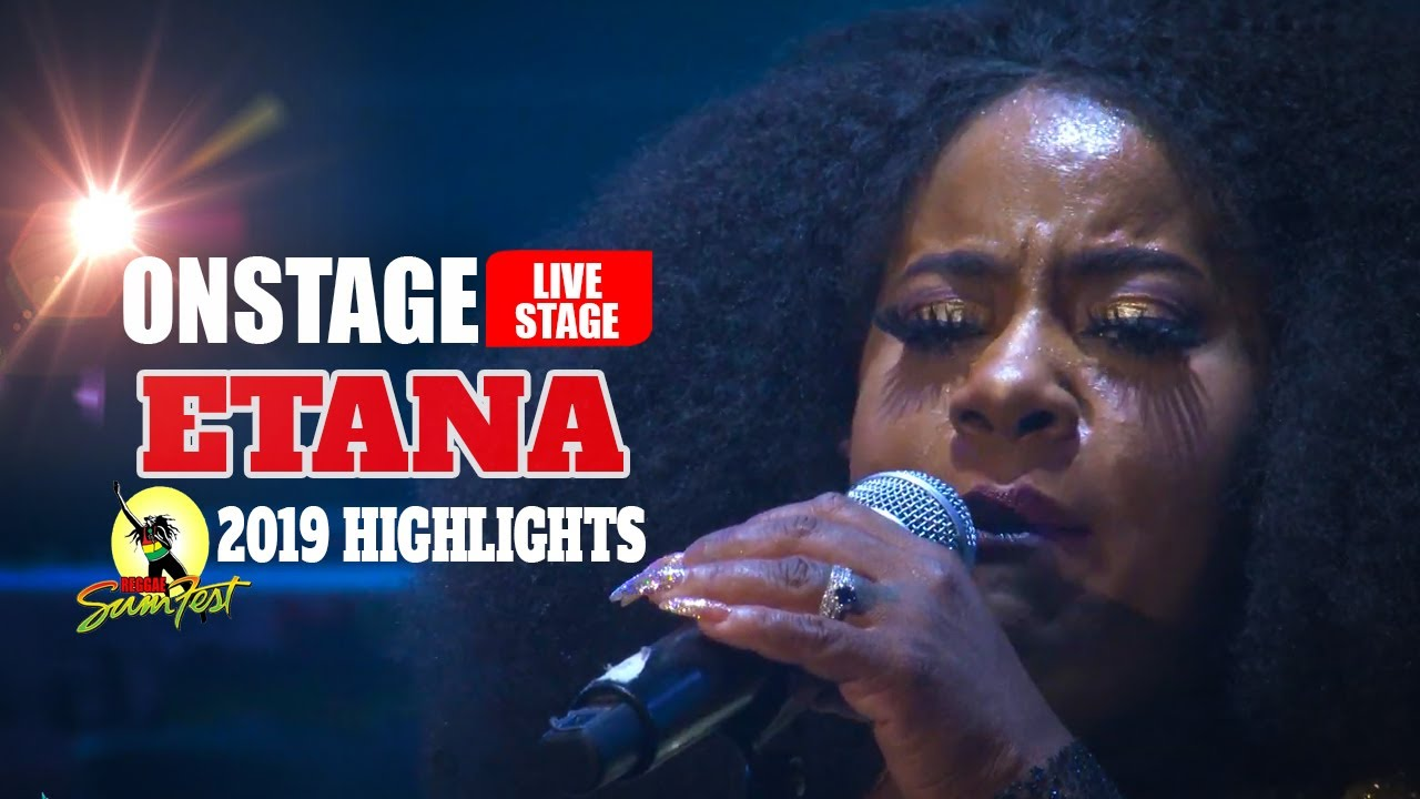 Etana Brings The Hits & More To Sumfest 2019 (OnStage TV Highlights) [7/20/2019]