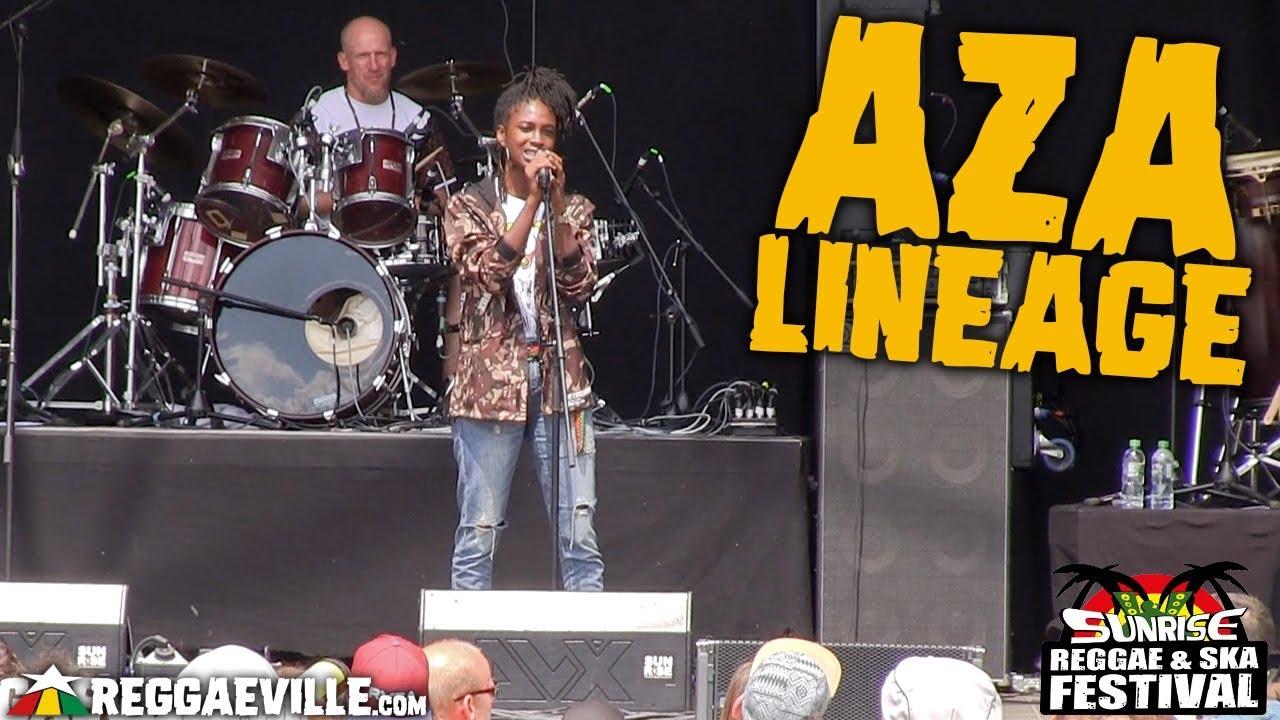 Aza Lineage @ Sunrise Reggae & Ska Festival 2019 [7/14/2019]