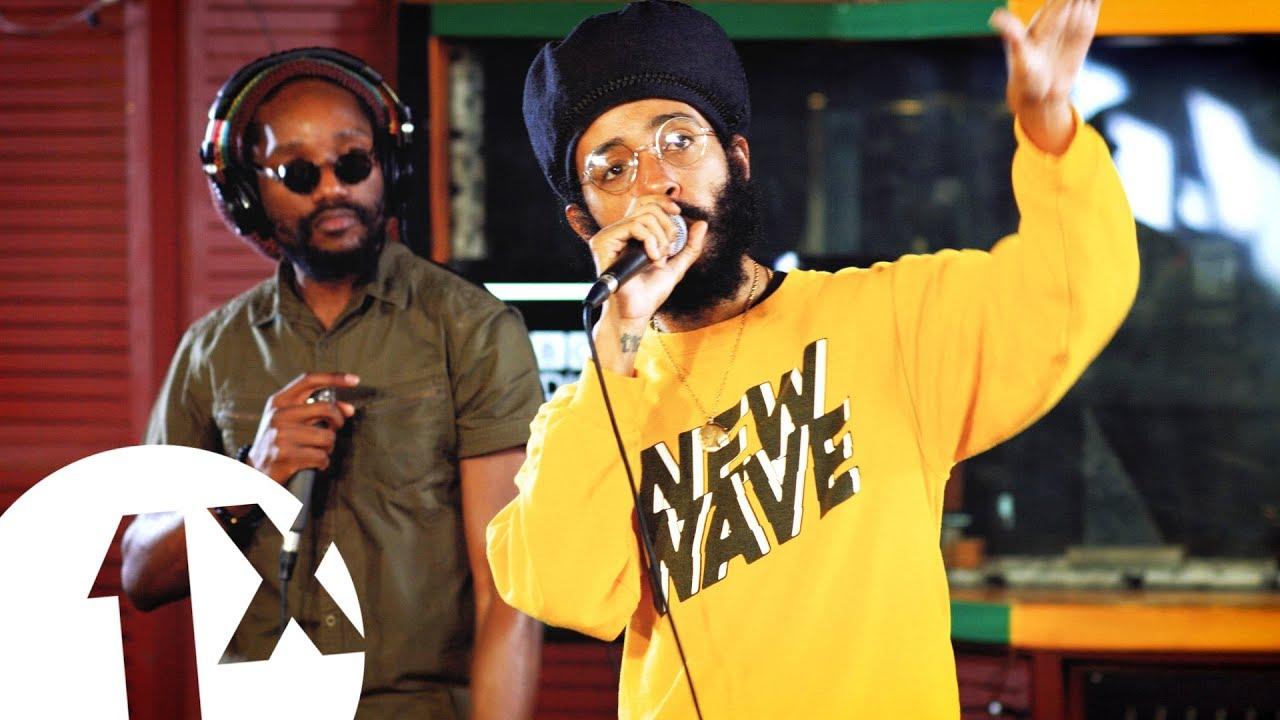 Kabaka Pyramid & Protoje - Everywhere I Go @ 1Xtra In Jamaica [5/31/2018]