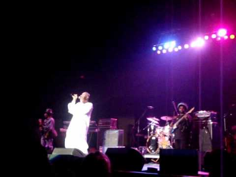 Frankie Paul - Long Beach, CA, United States @ Long Beach Sports Arena [2/20/2010]