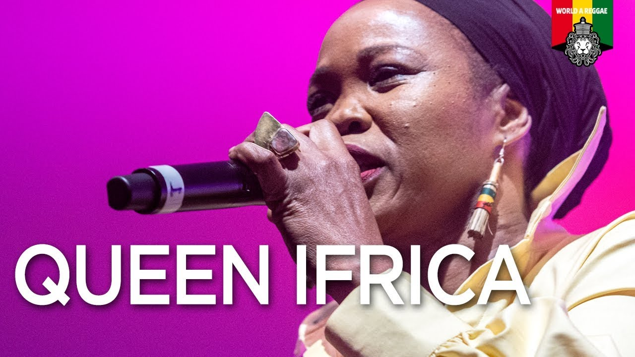 Queen Ifrica in Amsterdam @ Sunsplash Reggae Festival 2019 [7/7/2019]