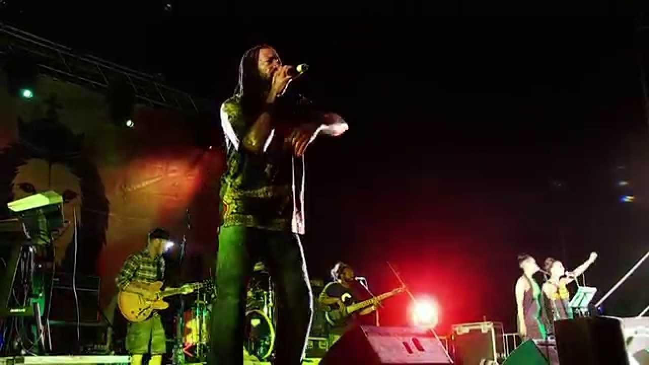 Junior Kelly @ Bababoom Festival 2015 [7/18/2015]