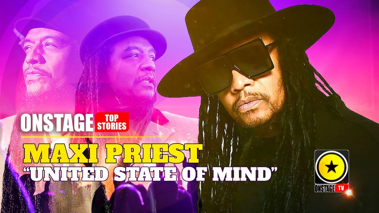 Maxi Priest Interview @ OnStage TV [9/26/2020]
