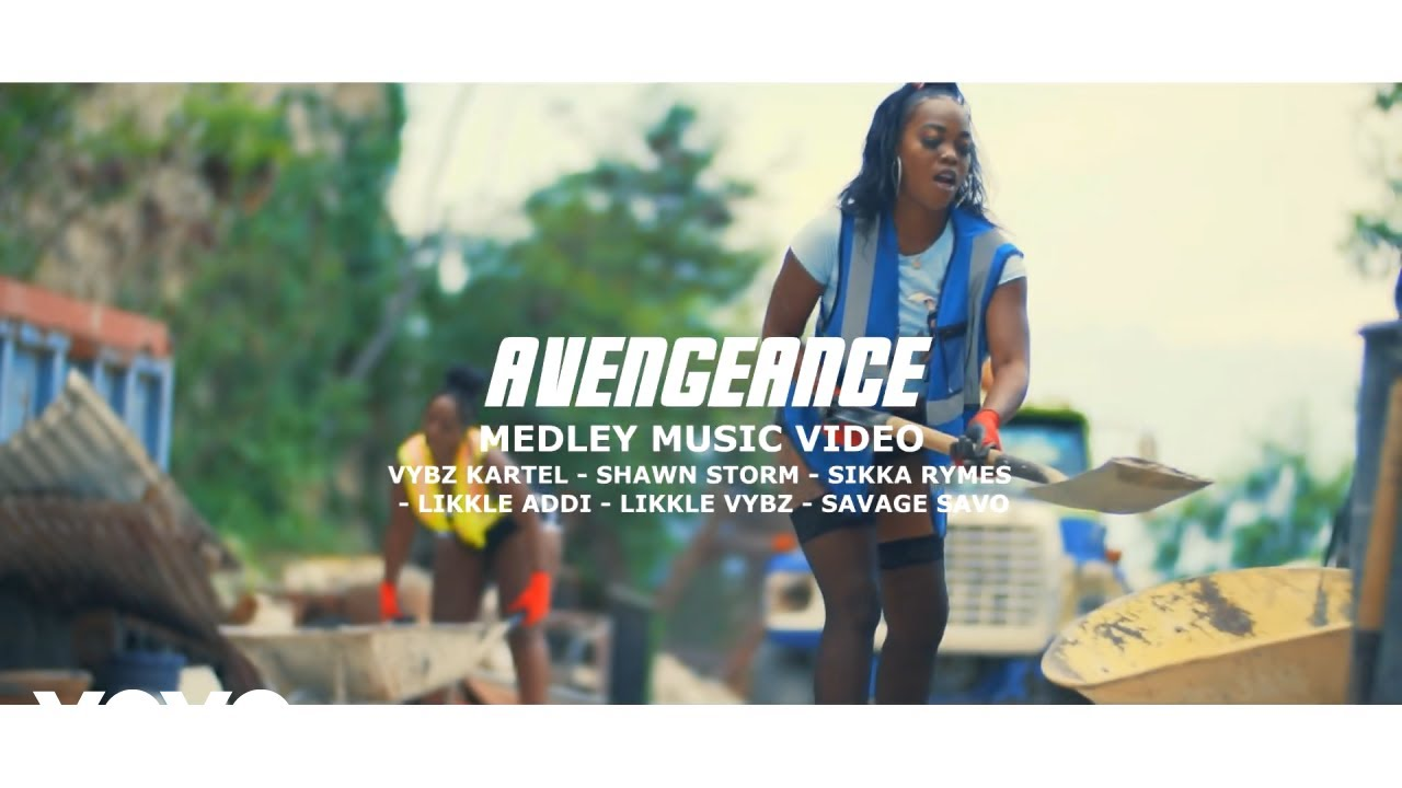 Sikka Rymes with Vybz Kartel & Shawn Storm feat. Likkle Vybz & Likkle and more - A Vengeance Medley [11/8/2020]
