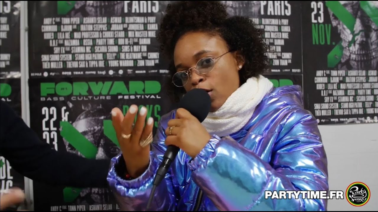 Lila Iké Interview @ Party Time Radio [2/2/2020]