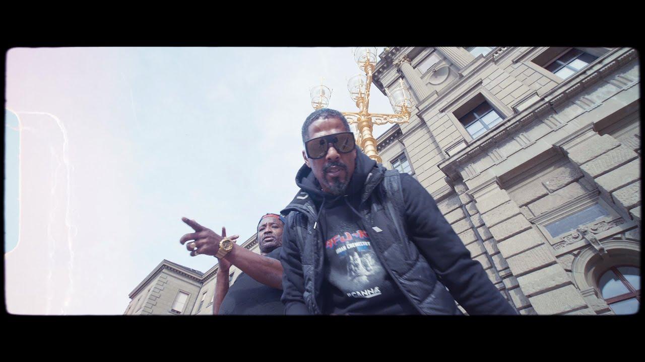 Afu-Ra feat. Skarra Mucci - Money Change [8/28/2020]