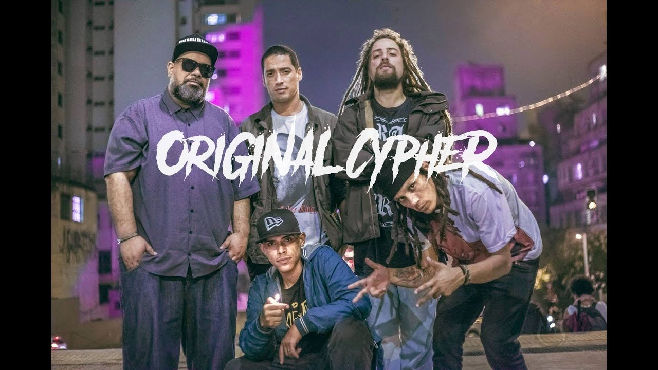 Dubalizer feat. Raggnomo, Jah Dartanhan, Likkle Jota & Junior Dread - Original Cypher [11/30/2017]
