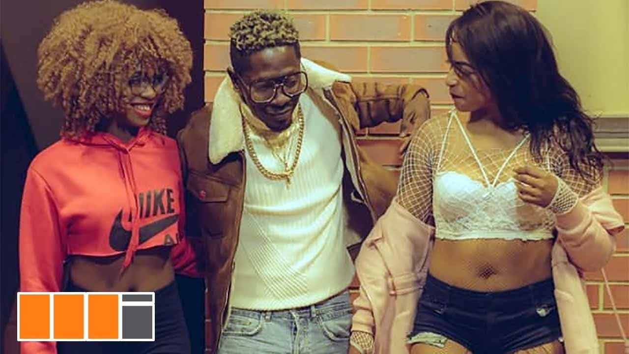 Shatta Wale - Mind Made Up [10/10/2018]
