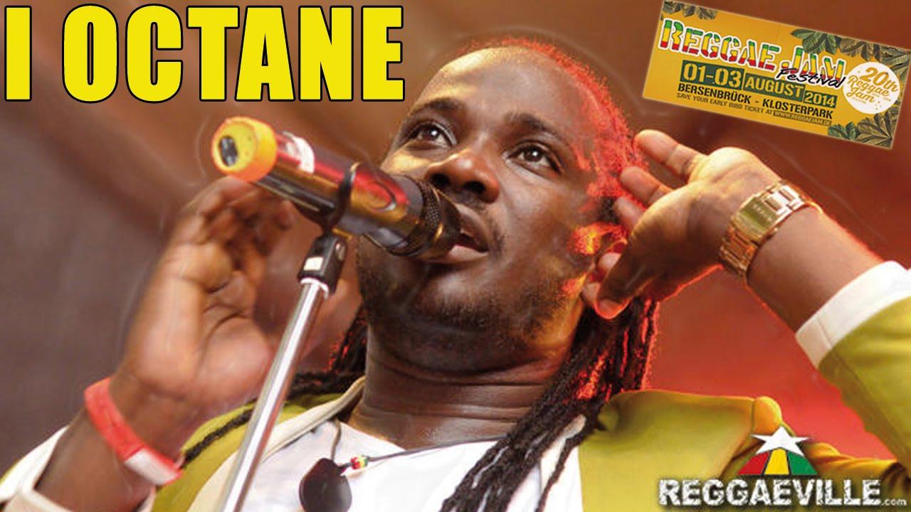 I Octane @ Reggae Jam 2014 [8/3/2014]