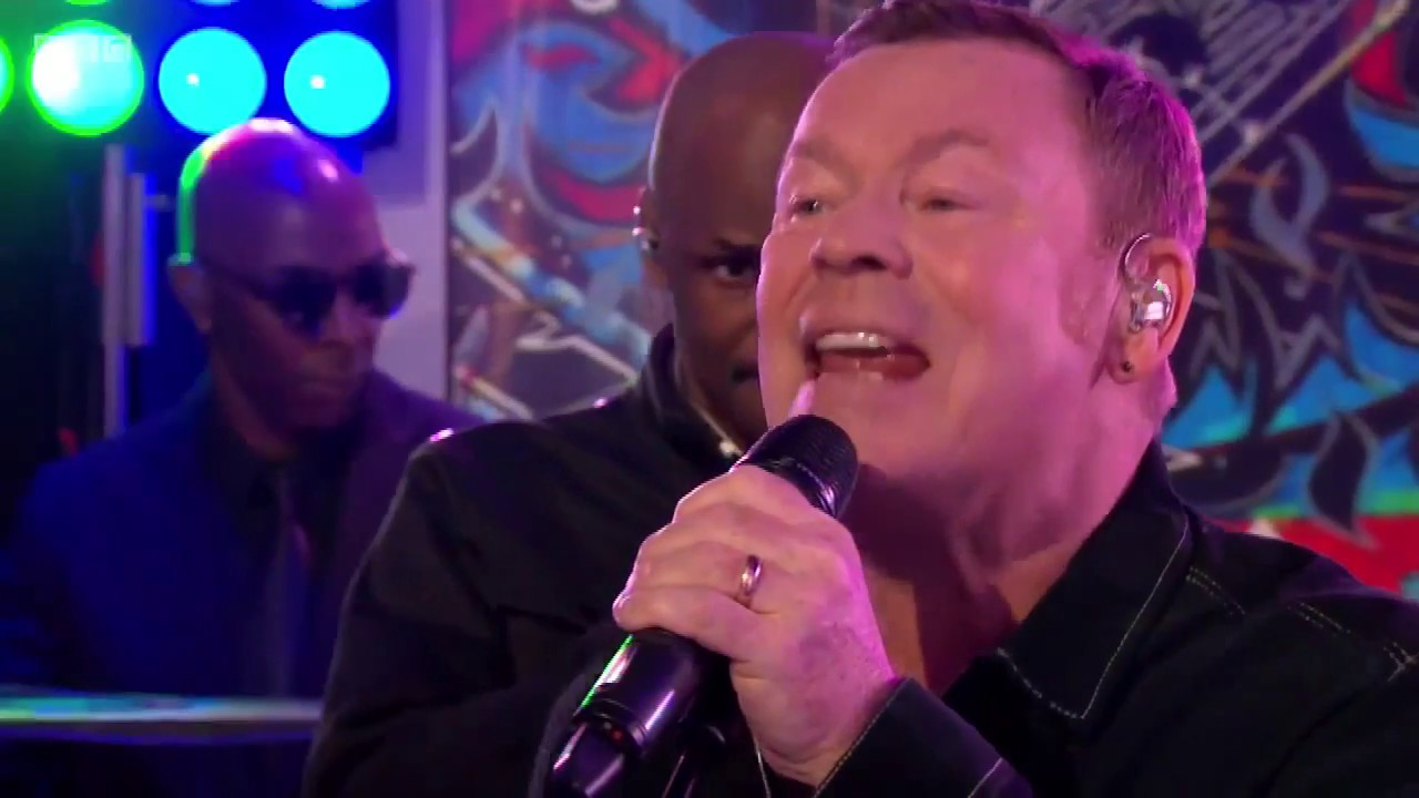 UB40 featuring Ali, Astro & Mickey - She Loves Me Now (Live at BBC) [3/5/2018]
