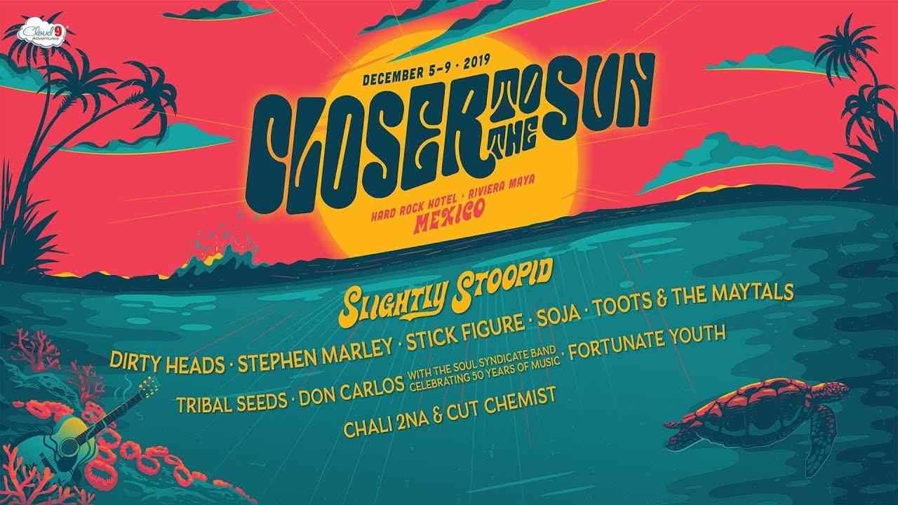 Closer To The Sun 2019 (Trailer) [6/17/2019]