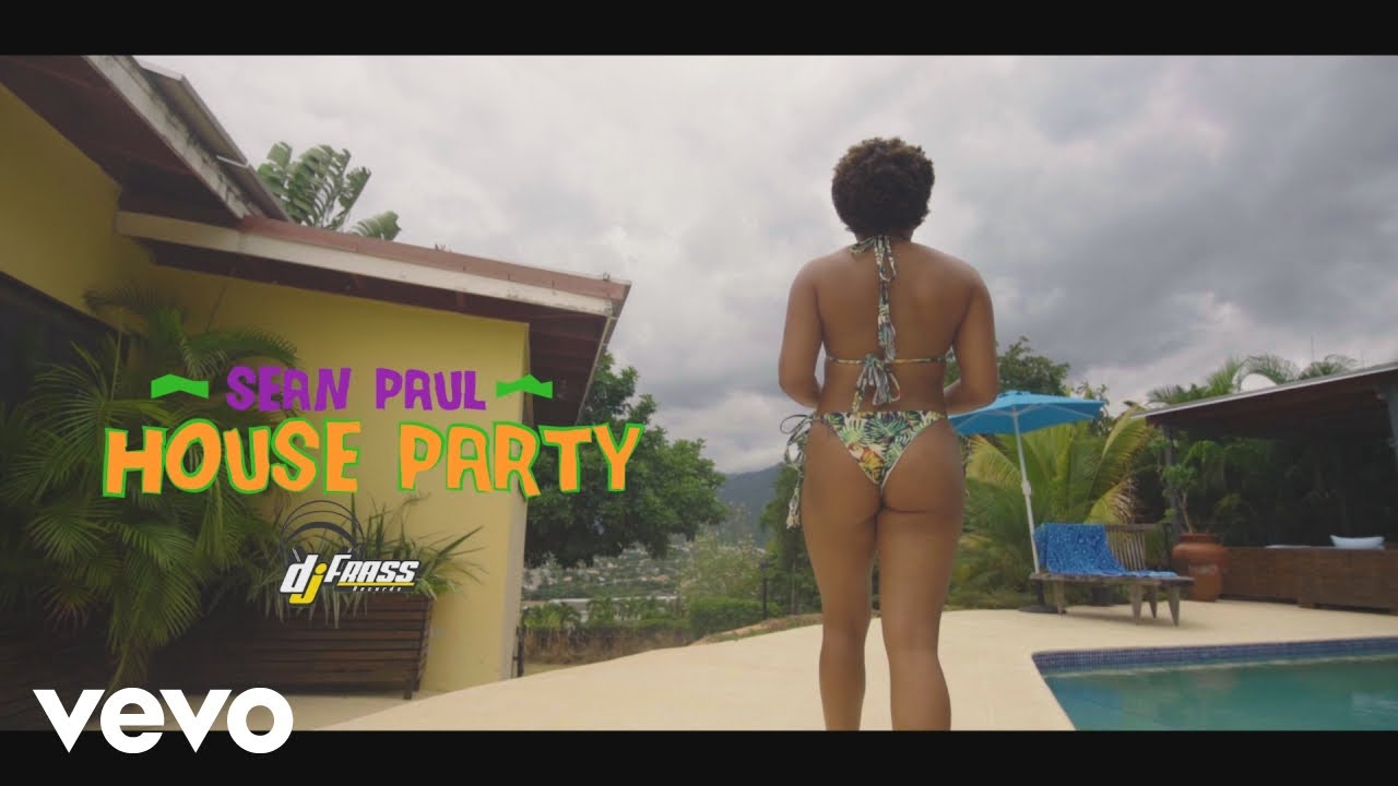 Sean Paul - House Party [8/10/2018]