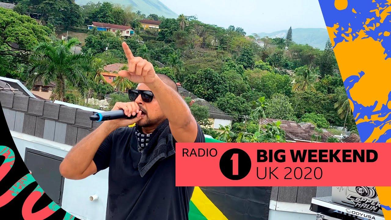 Sean Paul @ BBC Radio 1's Big Weekend 2020 [5/24/2020]