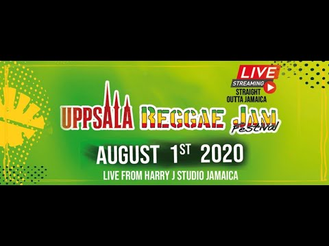 Uppsala Reggae Jam Festival 2020 (Trailer) [7/28/2020]